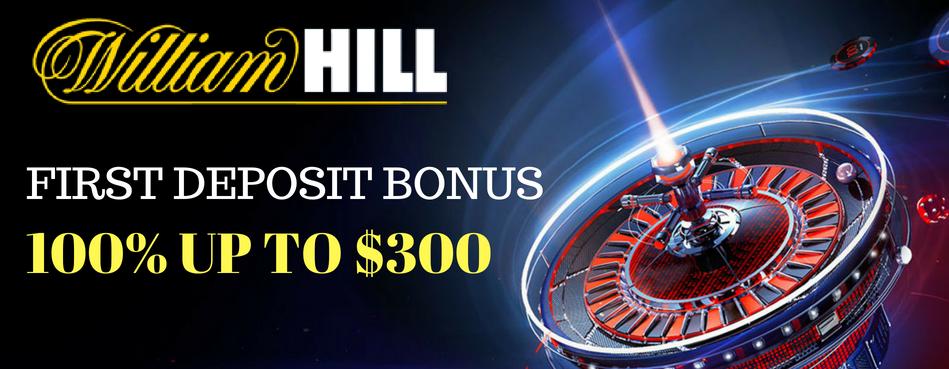 codigo promocional Willim Hill Bonus